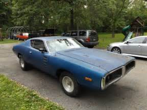 1971 Dodge Charger Raylle #'s matching 400 for sale