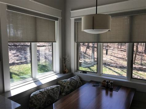 motorized roller blinds columbia blinds plantation shutters roller shades