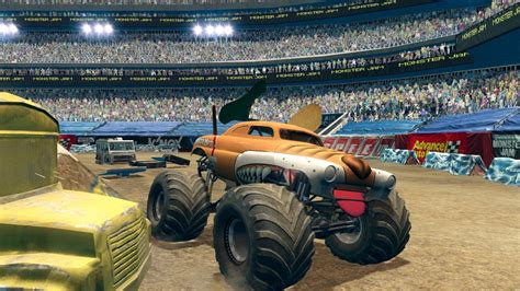 monster truck games video monster jam path of destruction gamespot