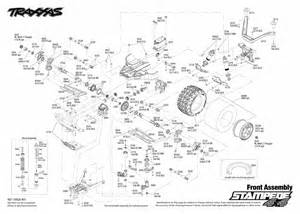 similiar traxxas stampede diagram keywords stampede vxl parts diagram car parts and wiring diagram images