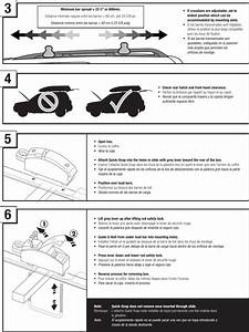 Thule Cascade Xt 676xt Users Manual 05301 02