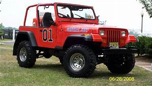 General Jeep  U2013 A Dukes Of Hazzard Style Yj