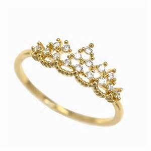 Crown Princess Promise Ring