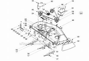 32 Troy Bilt Bronco 42 Deck Belt Diagram