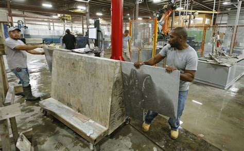 large solid surface countertop fabricators