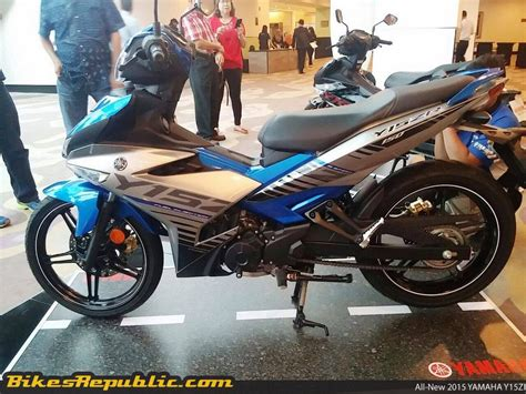 All-new 2015 Yamaha Y15zr 150cc Launched In Malaysia