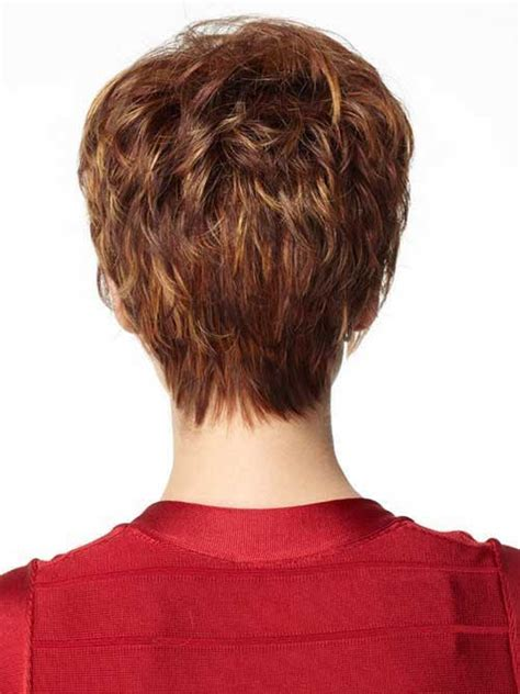 Back Of Pixie Hairstyles by 10 Back Of Pixie Cut Hairstyles 2018 2019 Most