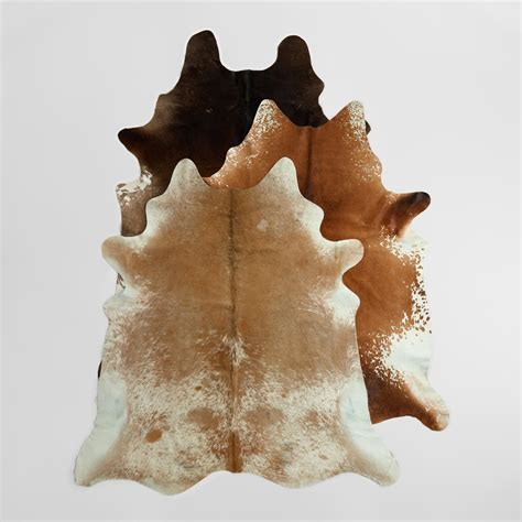 cowhide rugs cowhide rug world market