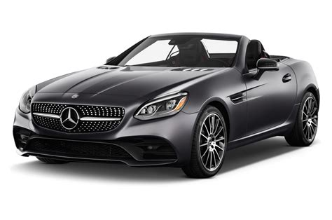 2018 Mercedesbenz Slcclass Reviews And Rating  Motor Trend