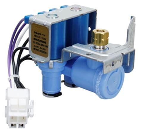refrigerator water inlet valve  samsung part da  erda  appliance parts