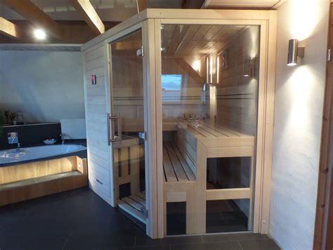 sauna kaufen außen sauna mit glasfront auch als bausatz kaufen