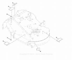 Exmark Qze708gem42200 S  N 402 082 300  U0026 Up Parts Diagram