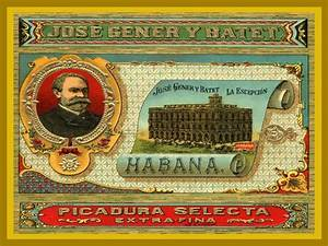 19 Best images about Vintage Cuban Cigar Box Labels on ...