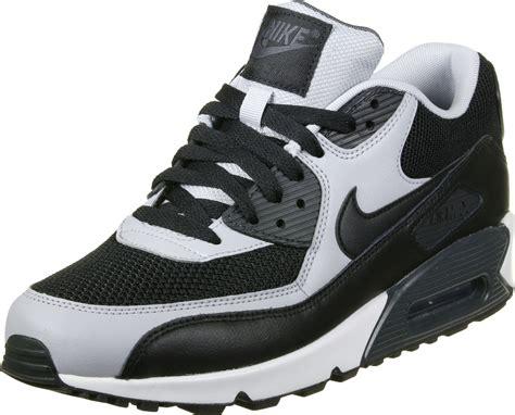 Nike Airmax 9 0 nike air max 90 le shoes black grey