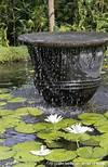 130 best GARDEN PONDS AND FOUNTAINS images on Pinterest outdoor water fountain garden pond