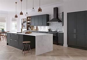 Dark, Kitchen, Ideas
