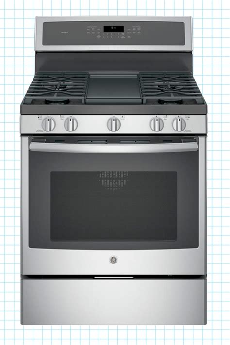 gas range stove reviews  top rated gas ranges
