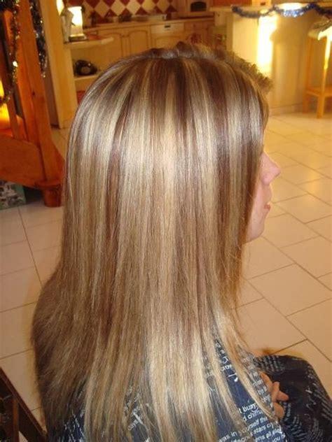 balayage sur meches blondes atelier de stefani