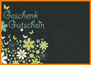 Gutschein Muster Geburtstag : 11 gutschein vorlage sehr beliebt theradish society ~ Markanthonyermac.com Haus und Dekorationen