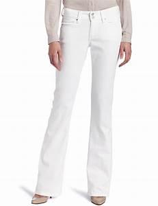 white bootcut jeans women - Jean Yu Beauty