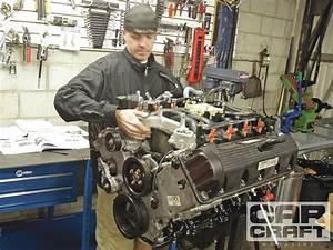 Overhead Cam 4 6l Ford Engine Rebuild