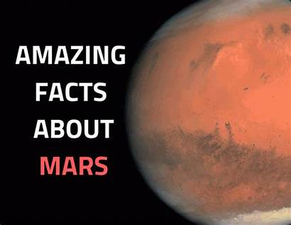Facts Mars Planet Interesting Unknown Trendpickle