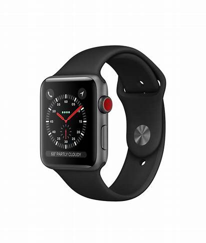Apple Cellular Space 42mm Gray Condition Gps
