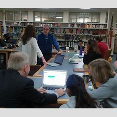 Students Show Off Computer Coding Skills At Avon's Butler