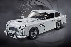 Aston Martin Db 5 : lego james bond aston martin db5 launches with ejector seat auto express ~ Medecine-chirurgie-esthetiques.com Avis de Voitures