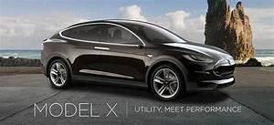 Tesla 4x4 Prix : tesla le 4x4 model x d voil petit 4x4 ~ Gottalentnigeria.com Avis de Voitures