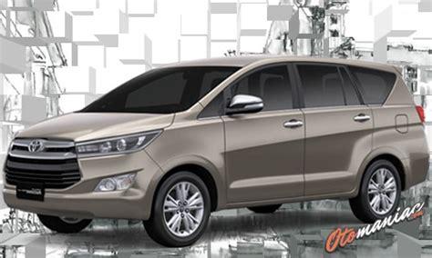 Review Toyota Kijang Innova by Pajak Toyota Kijang Innova Semua Tahun Terbaru 2019 Update