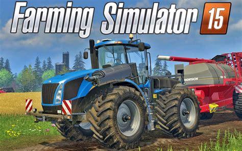 l'agriculture simulateur t