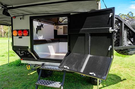 kinlife folding  road pop  rv camper trailers  shower travel trailer kinlife group