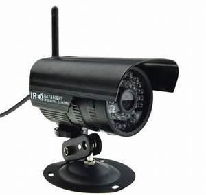Camera Wifi Exterieur Sans Fil : camera ip sans fil wifi vision nocturne exterieur ~ Dailycaller-alerts.com Idées de Décoration
