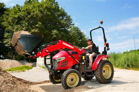 Yanmar Exceeds Customer Expectations With New Yt2 Tractor