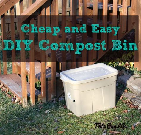17 Best Images About Composting On Pinterest  Diy Compost