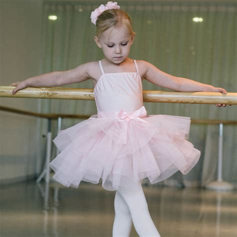 kid balerina pink ballet costumes for costume