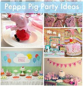 Playful Peppa Pig Party Ideas