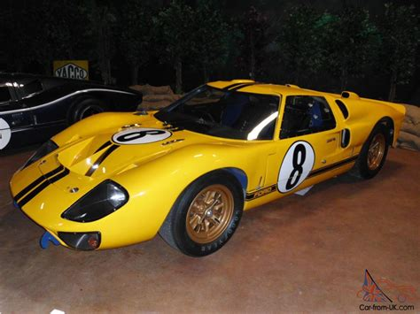 Ford Gt40 Height by Ford Gt40 Car Classics