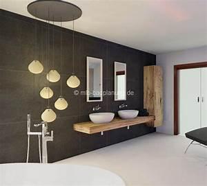 Holz Im Badezimmer : badplanung eines modernen badezimmers badplanung und ~ Lizthompson.info Haus und Dekorationen