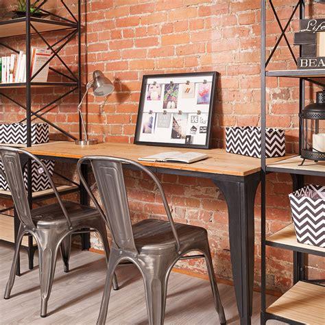 aux bureaux bureau aux allures industrielles bureau inspirations
