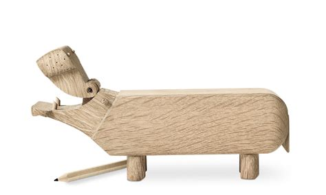 Bojesen Hase by Bojesen Flusspferd Elbdal De Skandinavische