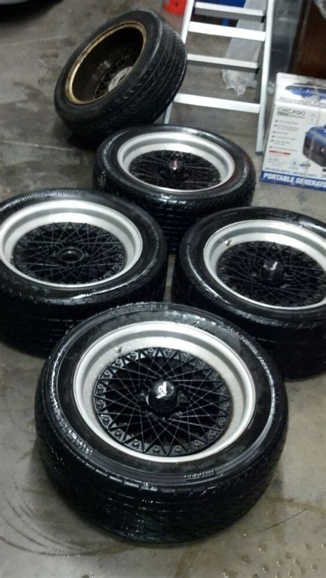 epsilon         wheels  tires