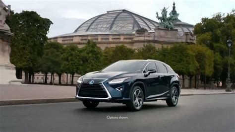 lexus commercial 2016 lexus rx commercial lexus rc f gt3 commercial tv