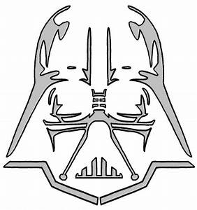 Darth vader coloring pages coloring pages gallery for Darth vader pumpkin template