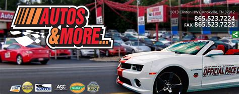 Autos and More Inc   Used Cars   Knoxville TN Dealer