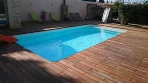 Bois Pour Terrasse Piscine : terrasse bois piscine vaucluse diverses ~ Edinachiropracticcenter.com Idées de Décoration