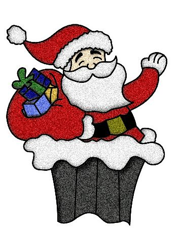 Animated Santa Wallpaper - animated santa claus images merry