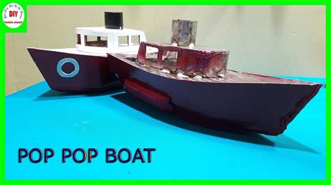 How To Make A Boat Model by Do It Yourself How To Make A Model Boats With Cardboard