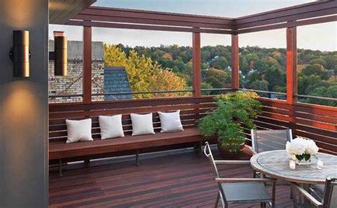 ideas de diseno  terrazas arquitectura de casas